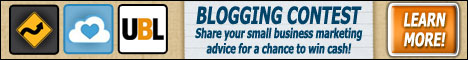 SMBContest Blogging Contest Banner