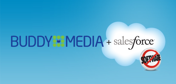 Buddy Media Salesforce