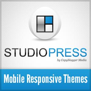 StudioPress mobile responsive themes