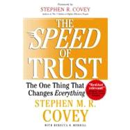 The Speed Of Trust Book 9780743297301