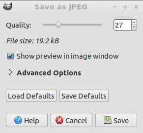 How to Reduce Images File Size