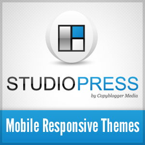 Studio Press Mobile Responsive Themes