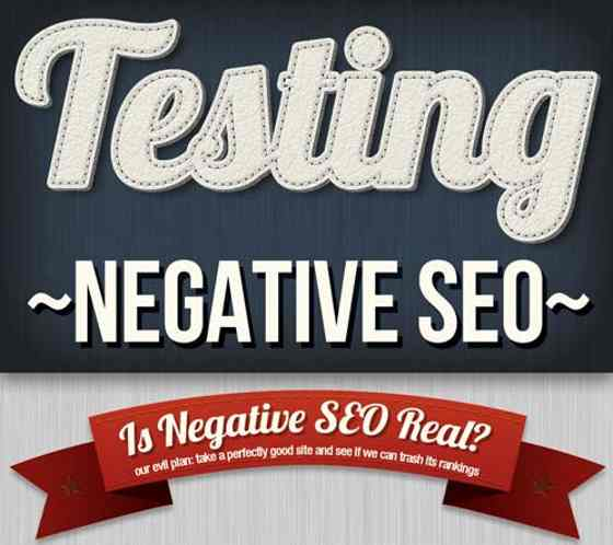 Is Negative SEO Real