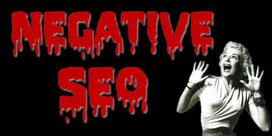 Negative SEO nightmare