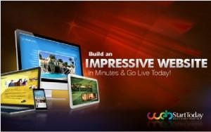 Easy way to Build an Impressive WebSite