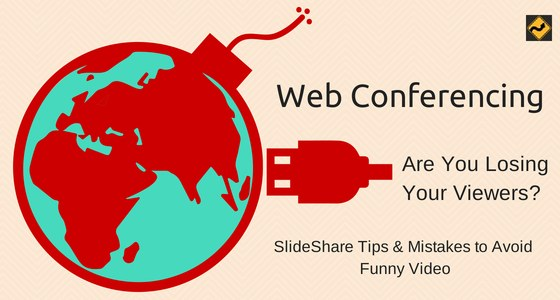 Web Conferencing: Are You Losing Your Readers?