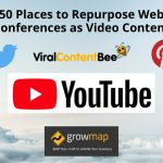50 Places to Repurpose Web Conferences as Video Content