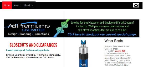 Example IMCreator site
