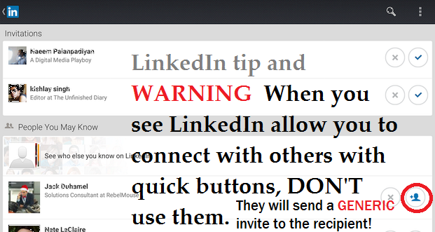 be-careful-LinkedIn-Android-app-generic-invitation-cant-be-undone