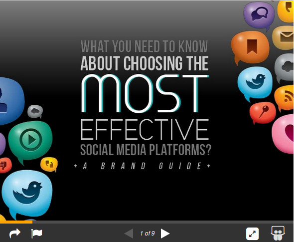 What You Need To Know About Choosing The Most Effective Social Media Platforms ~ Three Tips to Save on Social Media Advertising