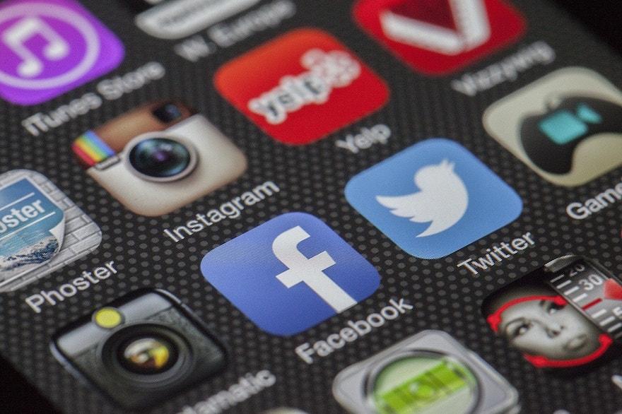 Social Media Icons-Social Media Proposal