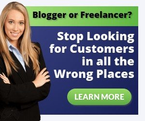 Are You a Blogger or a Freelancer?