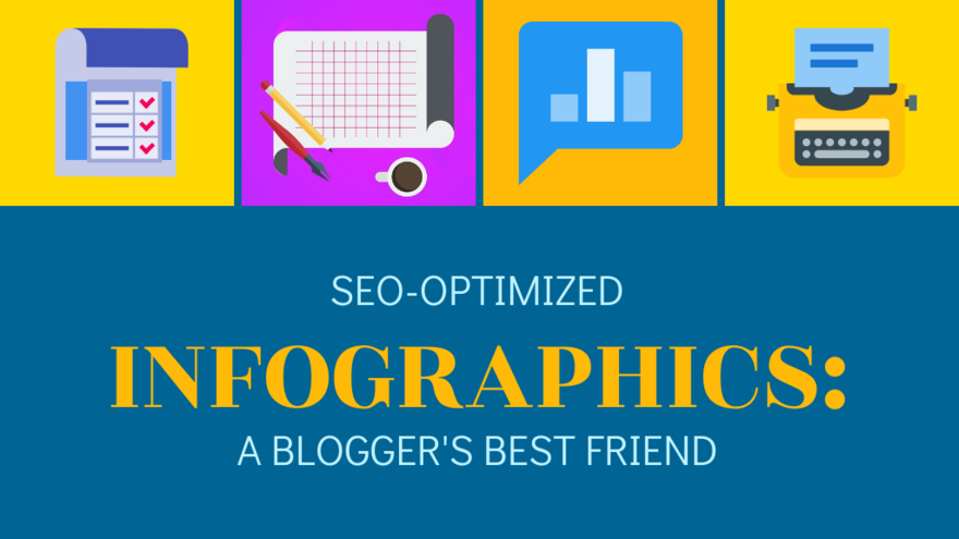 SEO-Optimized Infographics Blog Header