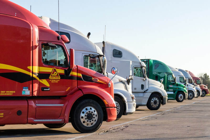 5 Industries Using Trucking to Keep the World Supplied