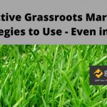 5 Effective Grassroots Marketing Strategies to Use in 2020