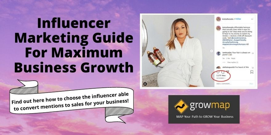 Influencer Marketing Guide For Maximum Business Growth