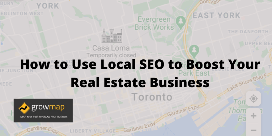 How to Use Local SEO to Boost Your Real ‎Estate Business