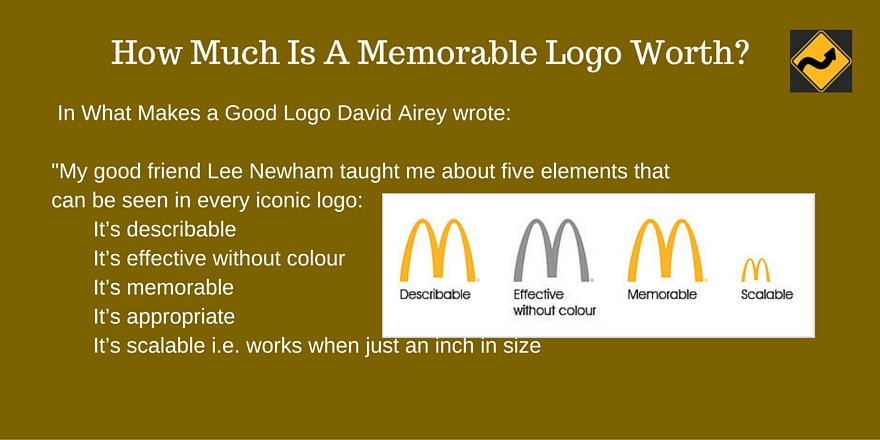How Much Is A Memorable Logo Design Worth?