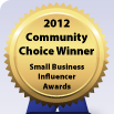 2012 Community Choice Winner SmallBizTrends