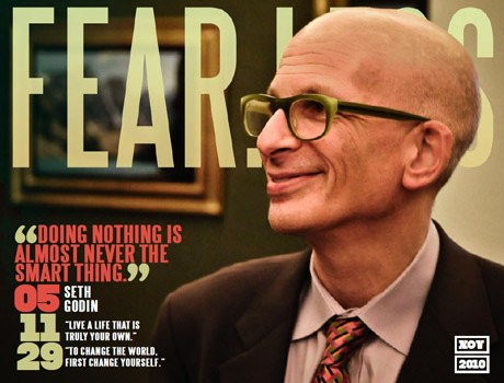 """Doing Nothing is Almost Never the Right Thing"" ~ Seth Godin ~"