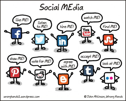 Social MEdia ~ Are YOU Selfless or Part of the ME Generation?