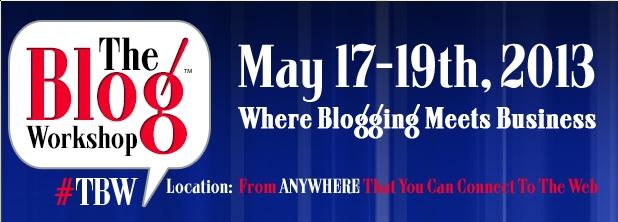 Virtual Blogging training May 2013