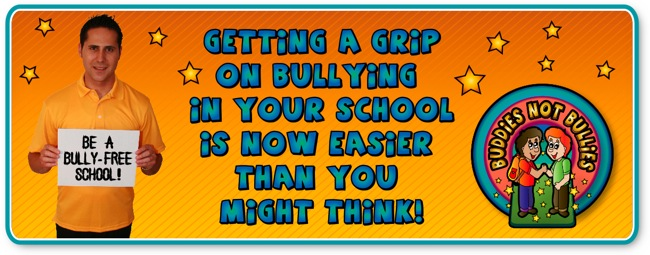 Bullying prevention school assembly programs