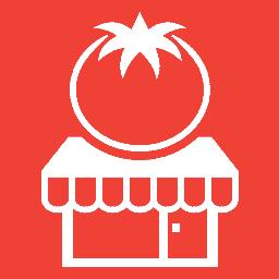 The Tomato Upstairs Logo