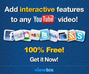 Add interactive features including live links to your existing videos