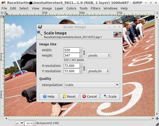 How to Scale Images