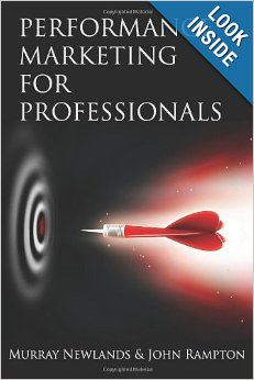 Performance Marketing for Professionals Book Cover