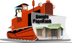 Google bulldozing small busineses