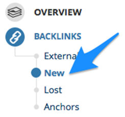How to Check for NEW Backlinks