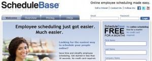 ScheduleBase employee scheduling app
