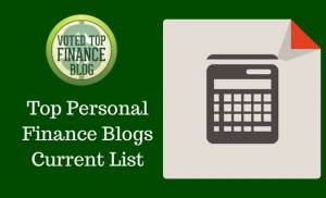 Top Personal Finance Blogs - Current List