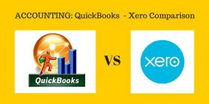 Accounting: QuickBooks vs Xero Comparison