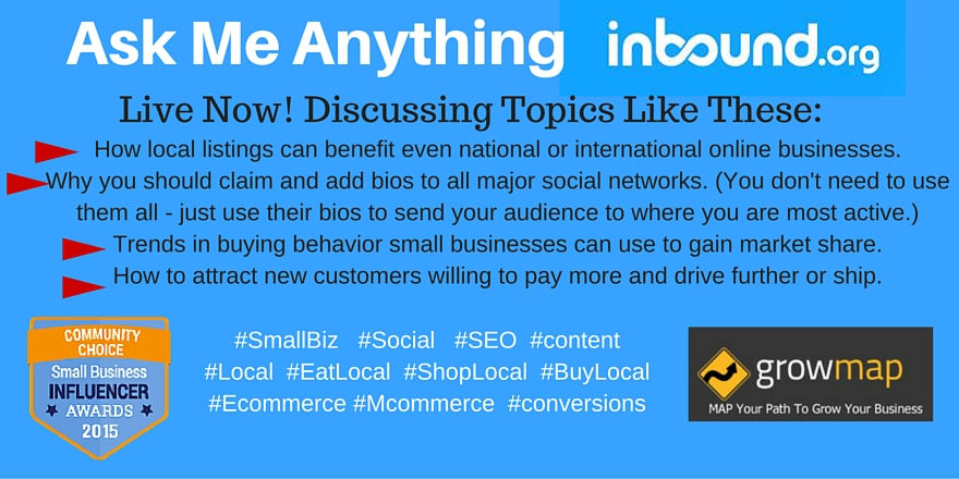 Ask Me Anything with Gail Gardner on Inbound: What Do You Need to Know to Succeed?
