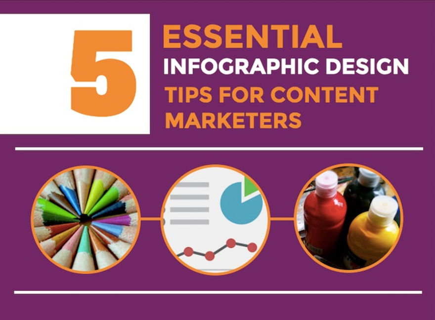 5 Essential Infographic Design Tips For Content Marketers