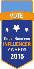 Vote Small Business Influencer Awards