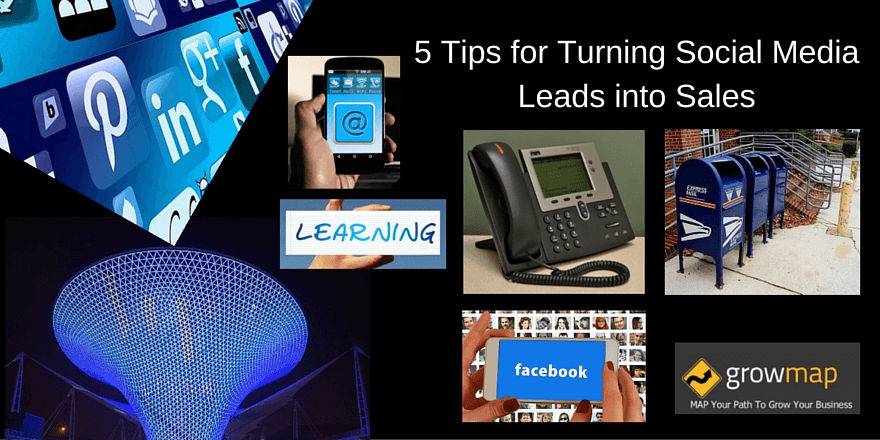 5 Tips for Turning Social Media Leads into Sales