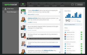 Sprout Social Tool for Better Social Media Powered Customer Service