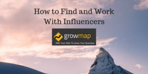 How to Find and Work With Influencers