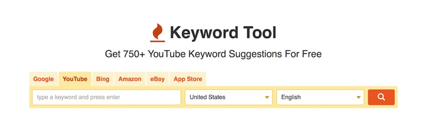 YouTube Keyword Tool