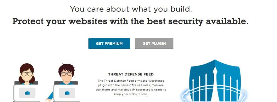 Wordfence WordPress security plugin